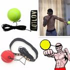 Mayitr New Boxing Ball For Reflex Speed Training Boxing Punch Muay Thai Exercise