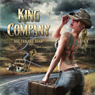 KING COMPANY - ONE FOR THE ROAD (2016) CD Jewel Case+FREE GIFT AOR Melodic Rock