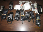 Lot Of 13 Assorted Laptop Ac Adapters Apple Dell IBM Lenovo HP