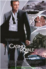 CASINO ROYALE MOVIE POSTER Double Sided 27x40 Intl DANIEL CRAIG is JAMES BOND