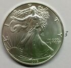 1995 AMERICAN EAGLE WALKING LIBERTY 1OZ SILVER DOLLAR 3 OF 4 ESTATE SALE