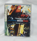 Weekend Criterion Collection Blu Ray Jean Luc Godard French New Wave Like New