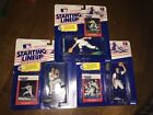 MLB Starting Lineup Lot 3 Detroit Tigers Alan Trammell, Jack Morris