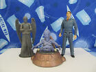 DR DOCTOR WHO WEEPING ANGEL CAPTAIN JACK HARKNESS MOXX OF BALHOON BUNDLE
