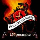 HOLLYWOOD ROSES/HOLLYWOOD ROSE - DOPESNAKE USED - VERY GOOD CD