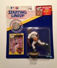 1991 Starting Lineup Dave Stewart Figure W/ Coin and Card. Oakland A's