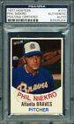 Phil Niekro Cards, Rookie Card and Autographed Memorabilia Guide 36
