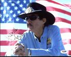 Richard Petty NASCAR Authentic Signed 8X10 Photo Autographed PSA/DNA #W24615