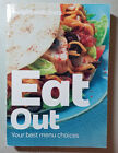 WEIGHT WATCHERS 2013 PointsPlus Book EAT OUT Best Menu Choices