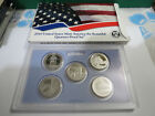 2010 S America The Beautiful Proof Quarter Set In Original Mint Box