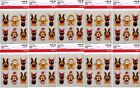 HUGE LOT Recollections ANIMAL COSTUMES Stickers 10 Packs CHRISTMAS DOG CAT