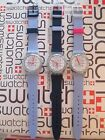 Swatch Space Tracing GK163 1993 Fall Winter Collection Standard Gents 34mm