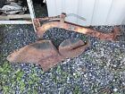 BRINLY 10 Plow W Coulter INTEGRAL SLEEVE HITCH CUB CADET JOHN DEERE