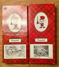 2 - CAMPBELL SCALE MODELS KITS (Laundry&Cigar Store And Doctors Office)