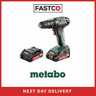 Metabo 18v Combi Drill 2 x 2.0Ah Li-Ion Batteries in a Case SB18P2 SB