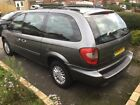 CHRYSLER GRAND Voyager 28CRD LX 54000 miles Stow n Go 2006 NEW MOT