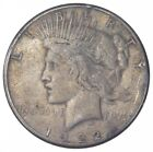 Early 1922 S Peace Silver Dollar 90 US Coin 259
