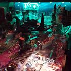 Plug  Play Ghostbusters Pinball Remote Control Color Changing LED STRIP STERN