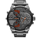 Men's Diesel Mr. Daddy 2.0 4 Time Zone Oversize Watch DZ7315