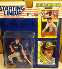 1993 JOSE CANSECO BASEBALL STARTING LINEUP
