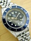 WOMEN'S MIDSIZE 31MM TAG HEUER 1000 SERIES STAINLESS WATCH BLUE DIAL 980.615N