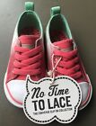 Converse All Star Slip On Carnival Pink Infant Toddler Size 7