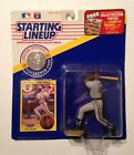 1991 Starting Lineup Bobby Bonilla Figure W/ Coin and Card. Pirates!