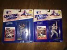 Kenner Starting Lineup MLB Dwight Gooden & Don Mattingly Sports Star Collectible