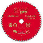 Freud LCL6M Trim Circular Saw Blade 165mm 24T 20mm