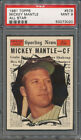 1961 Topps #578 Mickey Mantle All Star PSA MINT 9 *3020