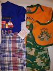 Toddler Baby Boy Fisher Price Tops Shorts Outfit Summer Clothes 2 2 p