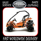 HAMMERHEAD USA POLARIS MUDHEAD KIDS OFF ROAD PETROL BUGGY ATV GO KART