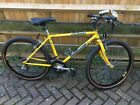 Reynolds 501 Lugged Frame Mountain Bike VGC 16 Inch Frame New Oxford Lock Tyres