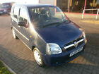 200505 VAUXHALL 10 AGILA EXPRESSION 5 DOOR 72000 MILES P X TO CLEAR