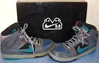 NIB NIKE 60 kids ONCORE HIGH JR dark grey blustery stealth SNEAKERS shoes sz 4