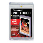 (40) Ultra Pro Magnetic One Touch 180pt Card Holders UV