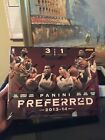 2013-14 Panini Preferred Basketball Hobby Box Brand New Factory Sealed Giannis?