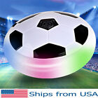 Hover Ball Light Up Disk Boy Toy LED Cool Musical Flashing Soccer Football Xmas