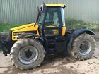 Jcb Fastrac And Sprayer Outfit If Wanted