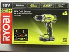 Ryobi RCD18-L13G ONE+18V Combi Drill Driver with Battery & Charger NEW AND BOXED