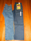 Lot of TWO Jeans Wrangler Cowboy Cut New 36 X 32  Levis 501 36 X 32