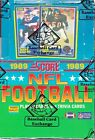 1989 Score Football Sealed Box Of 36 Packs 15 Cards Per BBCE Sealed