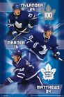 Toronto Maple Leafs YOUNG GUNS POSTER Auston Matthews Mitch Marner Nylander