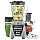 Oster Pro 1200 Blender 3-in-1 with Food Processor Attachment and XL Personal...