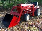 Restored Wheel Horse Tractor + Hydraulic Johnson Loader Package!