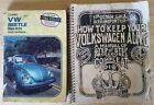 2 VW Shop Manuals Beetle Karman Ghia Clymer & How to Keep Your Volkswagon Alive