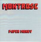 Montrose Paper Money 1974 CD Collectible Very Good Condition 2823-2