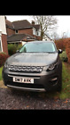 LARGER PHOTOS: Land Rover Discovery Sport HSE 17 plate, 2260 miles fully loaded