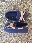 NEW JANIE AND JACK baby boy sz 2 0 6M dress shoes crib loafers HOLIDAYS outfit