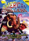 American Chillers 20 Mutant Mammoths of Montana by Johnathan Rand 2007 Paper